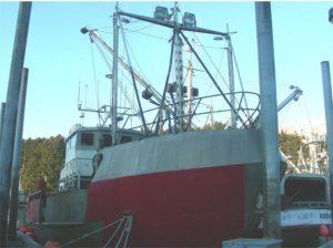 P2003M - 59 X 24.5 STEEL LONGLINE/POT/TENDER