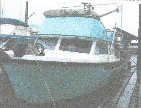 P2325M - 40' MEL MARTIN STERNPICKER