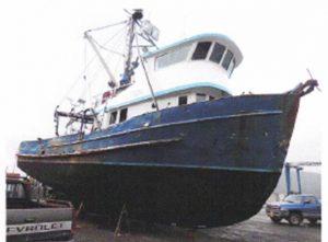 P2412M 58' MARCO SEINER