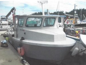 26' BUFFALO CRABBER PACKAGE