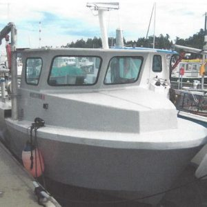 P2428M-26' BUFFALO CRABBER PACKAGE