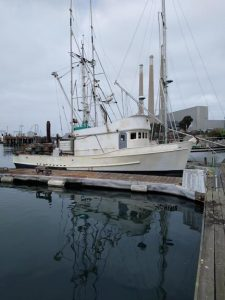 47' STEEL COMBO W/450 POT CALIFORNIA CRAB & SALMON PERMITS, MOTIVATED SELLER!