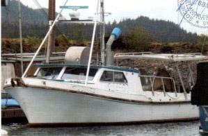 P2434M- 36' WESTPORT BOAT GILLNET PACKAGE