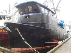P2436M- 58' WHALEBACK SEINER COMBO