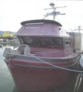 P2443M- 32' BRISTOL BAY GILLNET COMBO