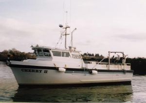 P2445M- MARTIN BOATS GILLNETTER COMBO