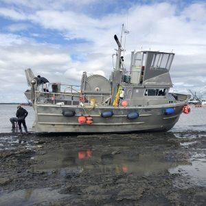 P2447M- HYDRAULIC FISHING SUPPLY 32' GILLNETTER
