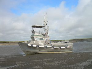 P2450M- 32' HFS GILLNETTER. MOTIVATED SELLER!