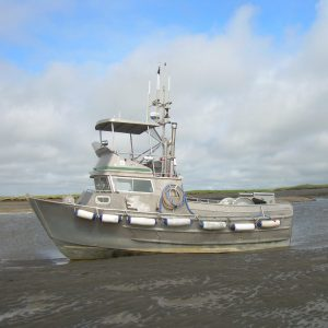P2450M- 32' HYDRAULIC FISH SUPPLY GILLNETTER
