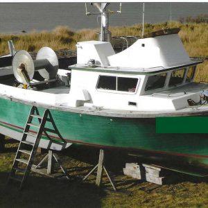P2463M- 32' BECK BRISTOL BAY BOAT PACKAGE