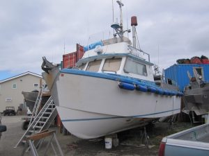 P2472M- 32' AMERICAN COMMERCIAL RSW BOAT